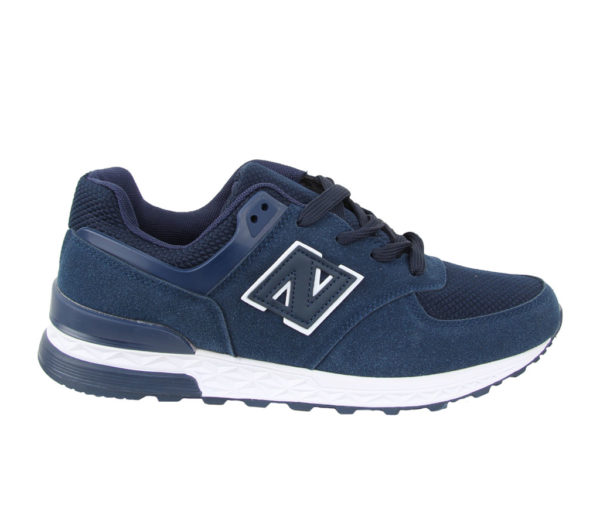 fb3054d18e2f Ανδρικά Navy Αθλητικά Παπούτσια - sneakers - www.eshoes.gr
