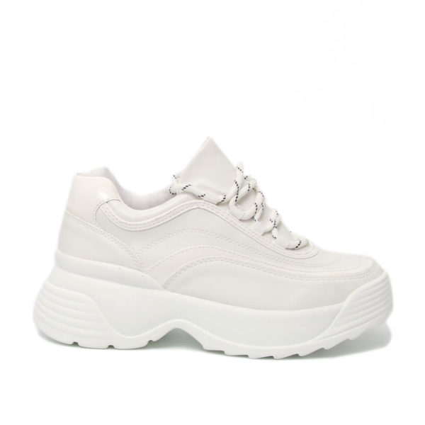Total White Sneakers