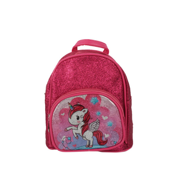 Παιδική backpack fauxe glitter little pony